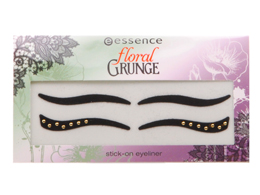 essence floral grunge, stick on eyeliner 01