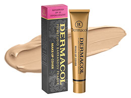 Dermacol - Make-up Cover Foundation SPF30, N211