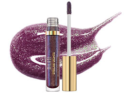 Milani Stellar Lights Holographic Lipgloss, Kaleidoscopic Purple