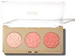 Milani Rose Blush Trio Palette, Flowers of Love