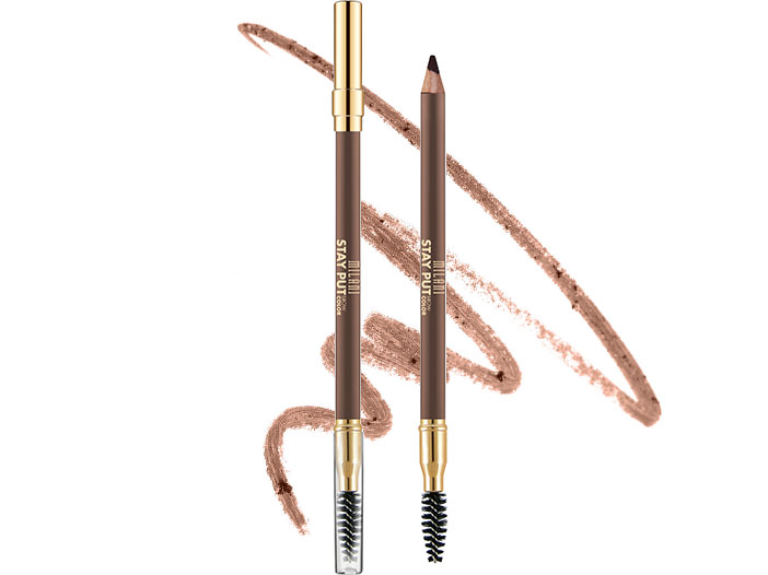 Milani Stay Put - Brow Pomade Pencil, Soft Taupe 01 big image 0