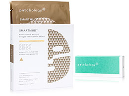 Patchology SmartMud No Mess Mud Masque - 4 Pack