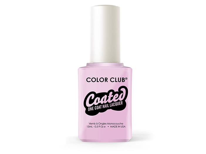 Color Club - One Step Coated Nail Polish - Diggin' The Dancing Queen, 15ml big image 0