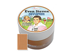theBalm Even Steven Whipped Foundation - Dark, 13.4ml