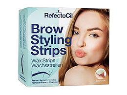 RefectoCil Brow Styling Strips, 20 + 10stk