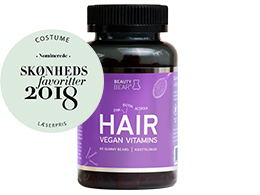 Beauty Bear - Hair Vitamins, 60stk