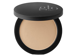 glo Skin Beauty - Pressed base, honey-light