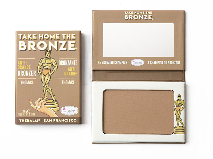 theBalm Take Home the Bronze - Anti-Orange Bronzer, Thomas big image 0