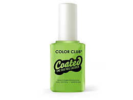 Color Club - One Step Coated Nail Polish - We Liming, 15ml