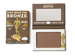 theBalm Take Home the Bronze - Anti-Orange Bronzer, Greg
