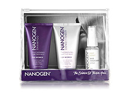 Nanogen Essentials Travel Set for Women