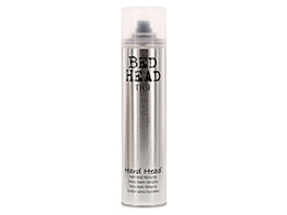 Tigi Bed Head Hard Head Hairspray, 385ml.