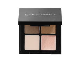 glo-minerals Brow Quad, Taupe