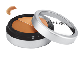 glo-minerals Concealer under eye Honey.