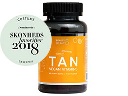 Beauty Bear - Tan Vitamins, 60stk
